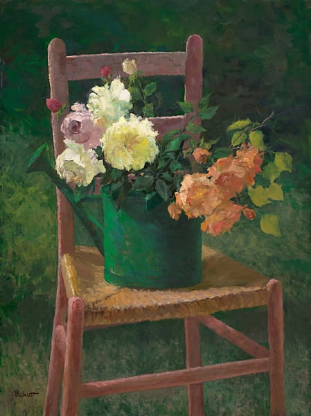 The Chair, Joe Anna Arnett