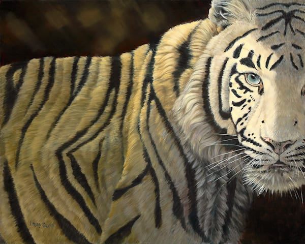 White Tiger Art | Fine Art New Mexico