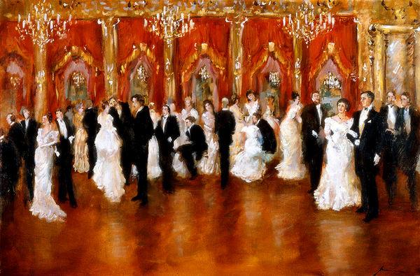 Bal a Versailles