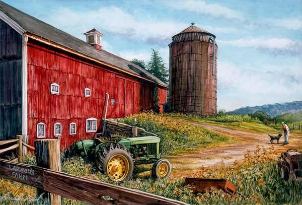 Larson Barn