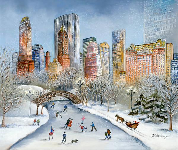 Winter Fun in Central Park