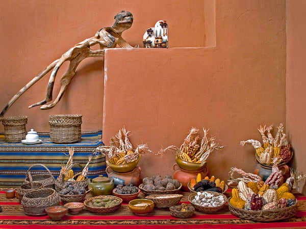 Inka Offerings