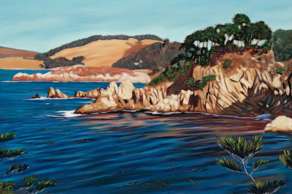 Point Lobos near Carmel