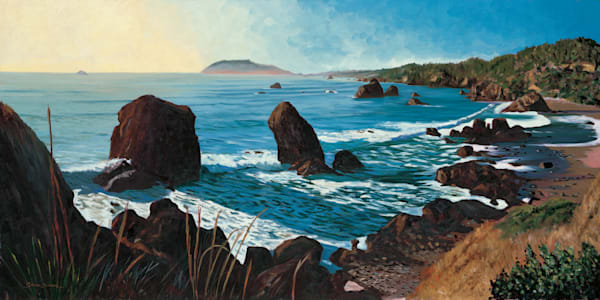 Trinidad Luffenholtz Beach