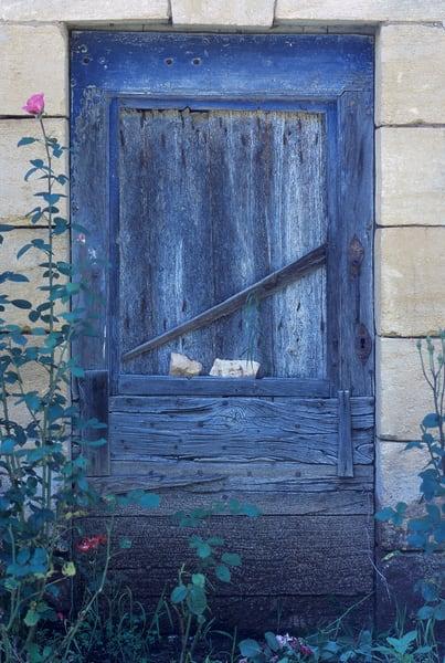Porte Bleu