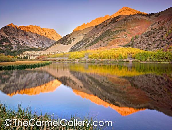 North Lake Sunrise