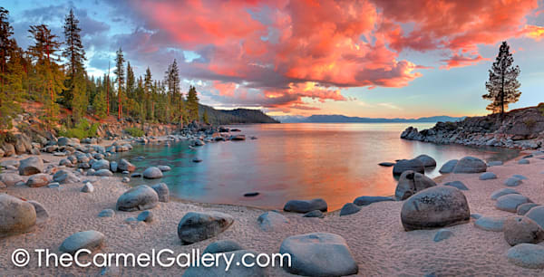 Lake Tahoe Art