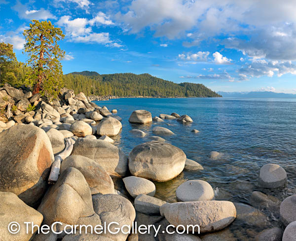 Spring Evening, Lake Tahoe