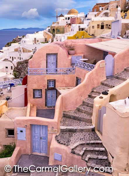 Island Colors, Santorini