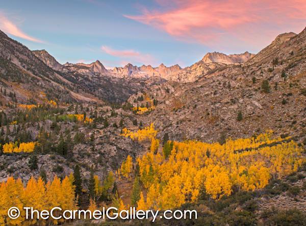 Sierra Crest Autumn