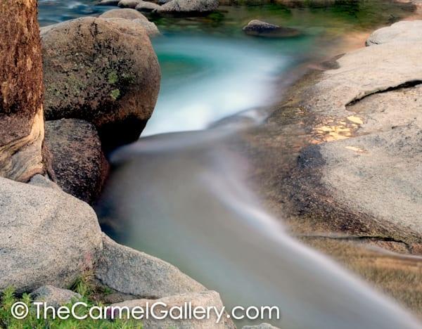 Tuolumne River in Summer, Yosemite
