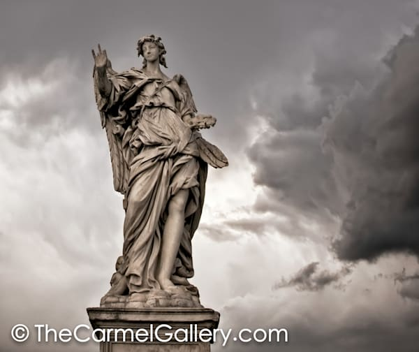 Angel in a Storm