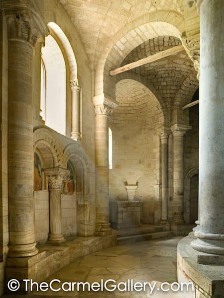 Tuscan Abbey