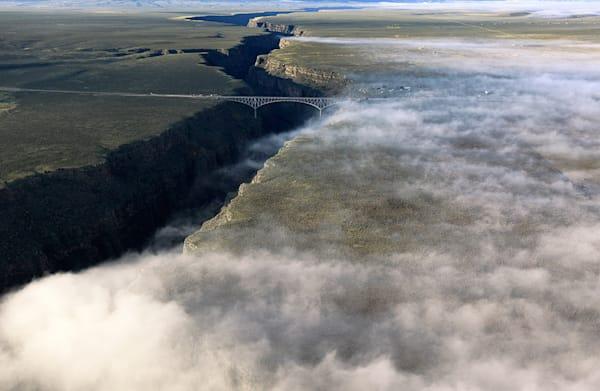 Bridge Clouds Art | Fine Art New Mexico