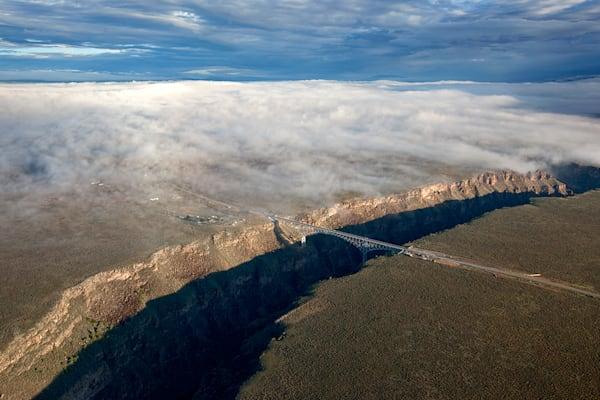 Bridge Into The Mist Art | Fine Art New Mexico