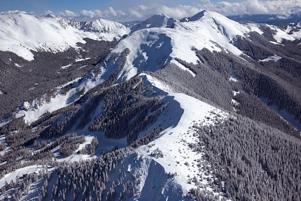 Ridge to Kachina Peak