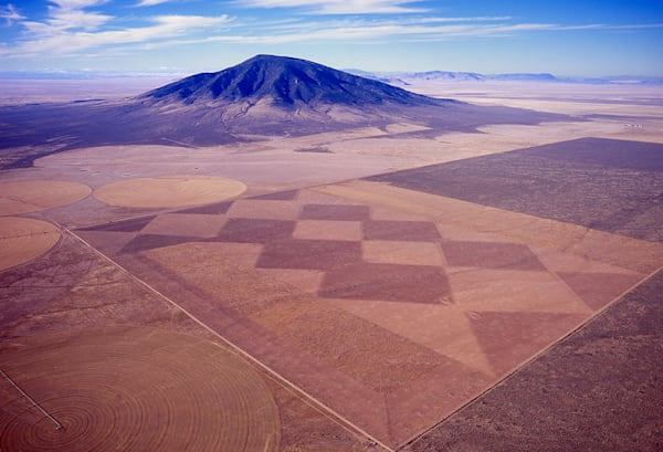 Ute Mountain Checkerboard