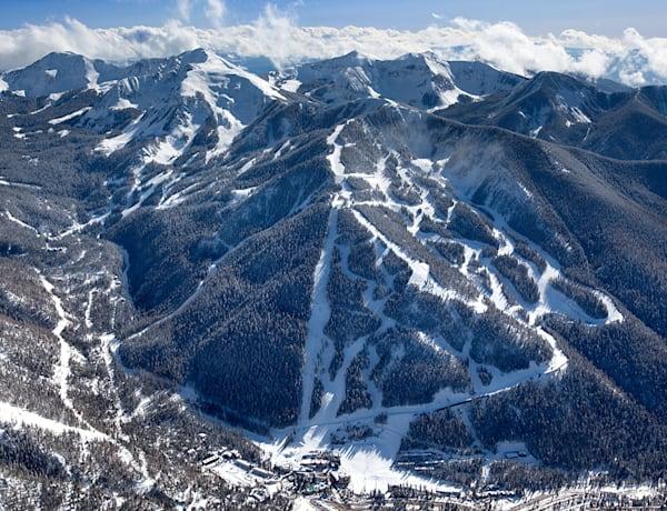 Taos Ski Valley Trails 2012