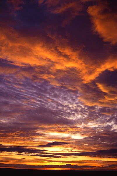 Chaco Sunrise