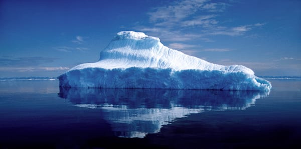 Frobisher Bay Iceberg