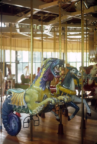 Carousel No 1, Glen Echo Maryland