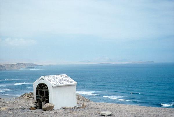 Seaside Shrine, Paracas Peru