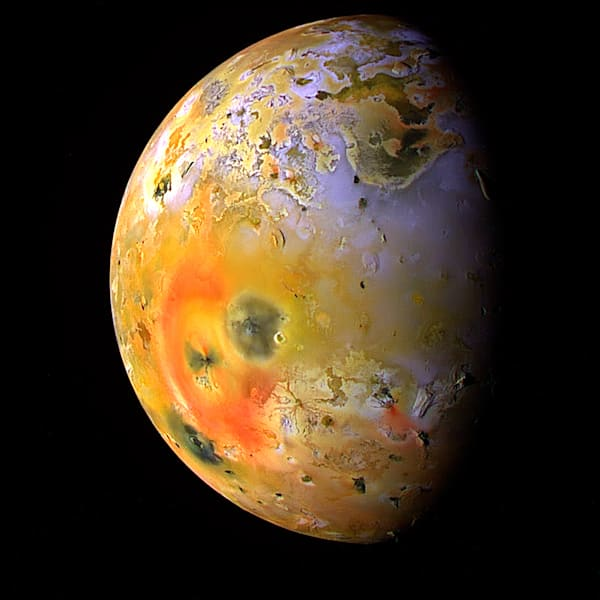 Jupiter's Satellite Io