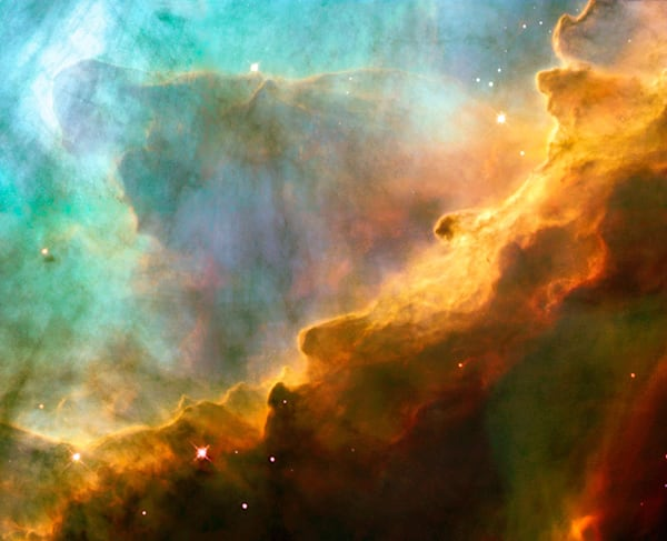 Swan Nebula Art | Fine Art New Mexico