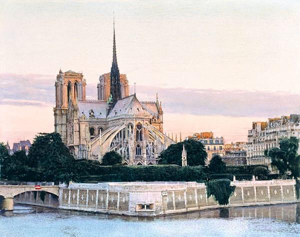 Notre Dame, James Asher
