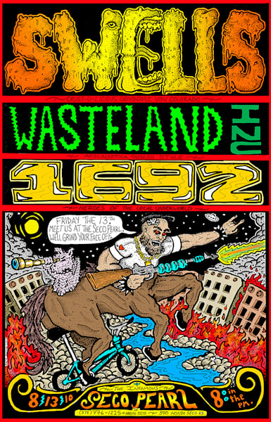 Swells and Wasteland