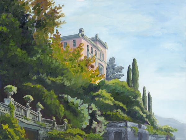 italy,art,gyclee,painting,reproduction,anton uhl