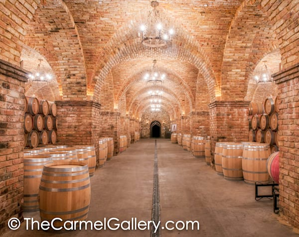 Castello Barrel Hall