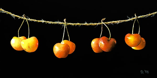 Cherries On Twine