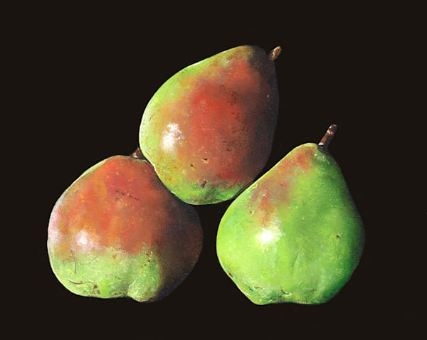 Small Pear Amid