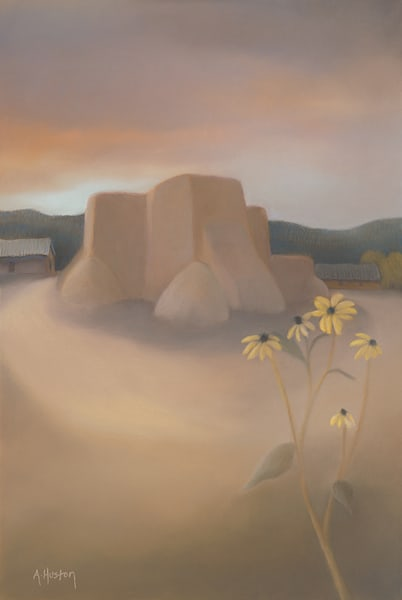 Ranchos Church Art | Fine Art New Mexico