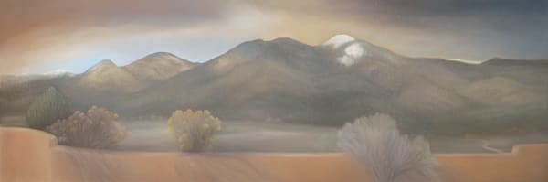 Taos Vista Art | Fine Art New Mexico