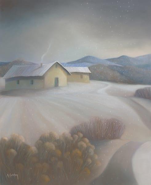 Winter Solstice Art | Fine Art New Mexico