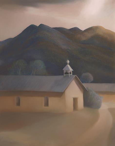 Valdez Church Art | Fine Art New Mexico
