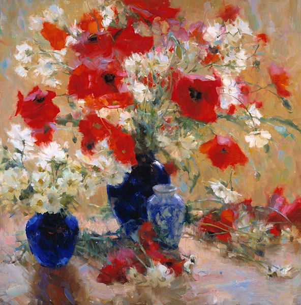 Red White And Blue Art | Fine Art New Mexico