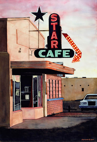 Star Cafe Art | Fine Art New Mexico