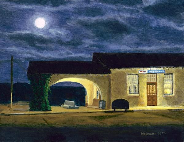 Lamy Station