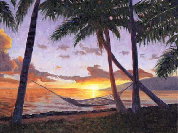 Tropical Paintings by Steve Simon