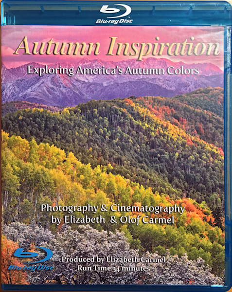 Autumn Inspiration Blu Ray DVD