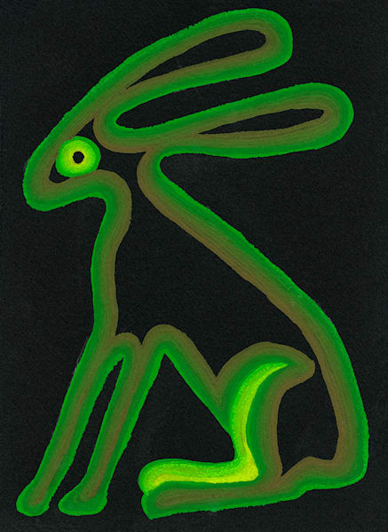 Rabbit  Art | Fine Art New Mexico