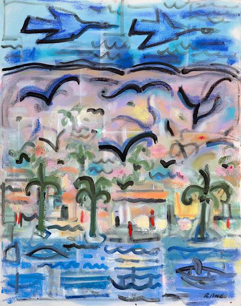 San Blas Art | Fine Art New Mexico