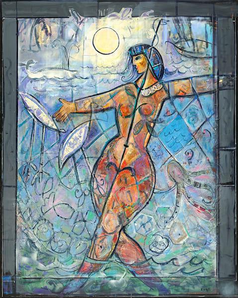 Woman Entangled Art | Fine Art New Mexico