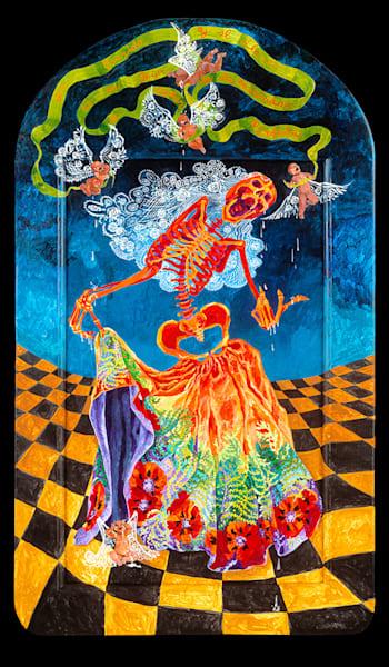 Corrido De La Hija De Nadien Art | Fine Art New Mexico