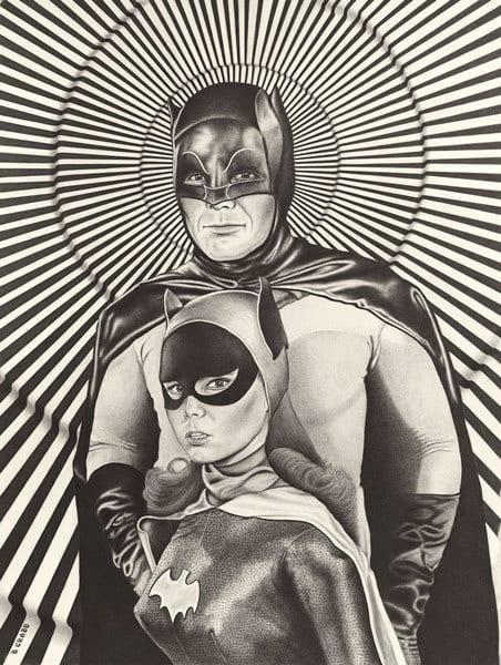 """""""Batman and Batgirl"""""""