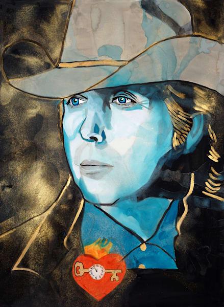Dwight Yoakam Art | William K. Stidham - heART Art