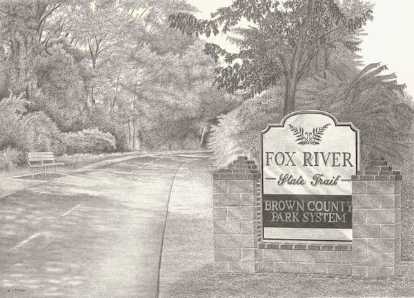 """""""Fox River Trail"""""""